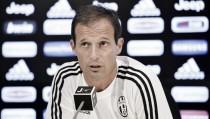 La Juve prepara l'esordio in Coppa Italia, Allegri presenta la gara in conferenza stampa