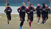 Milan: Inzaghi prepara la partita contro il Chievo Verona