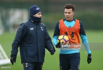 Mauricio Pochettino compares relationship with in-form Dele Alli to one of father and son