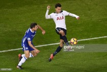Dele Alli not completely satisfied with performance despite bagging a brace to sink Chelsea