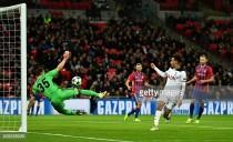Tottenham Hotspur 3-1 CSKA Moscow: Spurs lift Wembley curse to secure Europa League spot