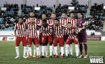 Almería - Numancia: puntuaciones Almería, jornada 15