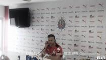 Matías Almeyda le desea lo mejor a Omar Bravo