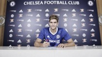 Chelsea sign Marcos Alonso