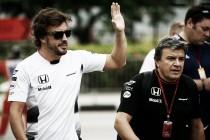 """Fernando Alonso: """"Será interesante ver cómo los coches rinden sobre el nuevo asfalto"""""""