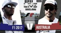 Vettel gana en Australia con Hamilton segundo y Bottas tercero. Sainz finalizó 8º y Alonso abandona a tres vueltas del final