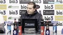 """Álvarez Tomé: """"Hay que llevar el escudo y la camiseta con la mayor dignidad posible"""""""