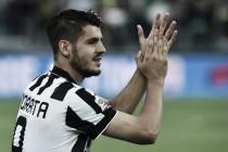 Alvaro Morata hints at future with Juventus