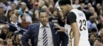 Alvin Gentry: ¿Fuera de los Pelicans la próxima temporada?