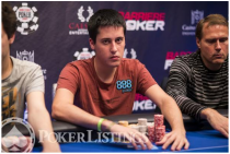 Adrián Mateos lidera la Mesa Final de las WSOP Europe