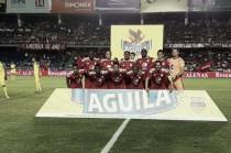 América ganó ante Leones y se ubica segundo en el Torneo Águila