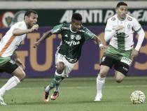 Resultado América-MG 0-2 Palmeiras no Campeonato Brasileiro 2016