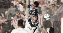 Unión 1- Vélez 0: duele como un codazo