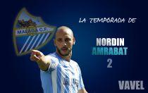 Málaga 2014/2015: la temporada de Nordin Amrabat