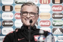 Adam Nawalka's pre-match presser: Poland boss in confident mood ahead of Switzerland clash