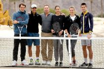 Tennis e sushi a Indian Wells