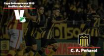 Deportivo Cali, análisis del rival: Club Atlético Peñarol