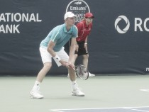 ATP Rogers: Kevin Anderson powers through tricky opener