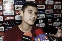 """Edgar Andrade: """"Es un partido importante porque el rival es complicado"""""""