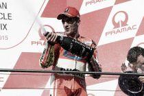 """Andrea Iannone: """"El resultado no ha sido nada fácil"""""""