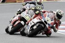 Iannone marca la pauta en Silverstone