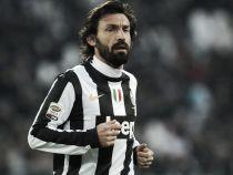 Juventus, tegola Pirlo: il centrocampista starà fuori almeno 20 giorni