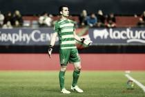 Andrés Fernández, el mejor ante Las Palmas