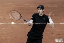 Murray detiene las bombas del gigante croata