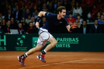 Coppa Davis 2015: Andy Murray batte Bemelmans e pareggia i conti
