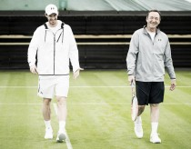 Andy Murray e ator Kevin Spacey apóiam causa especial em Wimbledon