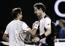Andy Murray frena el sueño de David Ferrer