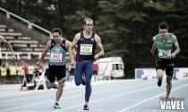 Sin sorpresas en la primera ronda del 100 metros masculino