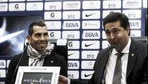 """Angelici: """"Estamos cerca de concretar la vuelta de Tevez"""""""