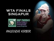 WTA Finals 2016: Angelique Kerber