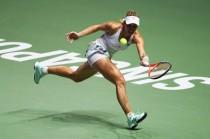 WTA Finals Singapore - Kerber vs Cibulkova l'atto finale