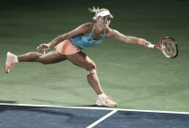 WTA Dubai: Angelique Kerber gets her revenge on Monica Puig for Olympic defeat