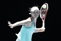 Australian Open: Angelique Kerber suffers big scare against Carina Witthoeft