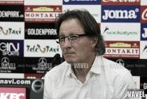 """Anquela: """"Nosotros jugamos muy bien al fútbol"""""""