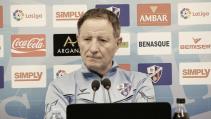 """Anquela: """"El rival del Huesca es la Segunda División"""""""