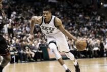 Antetokounmpo, nombrado mejor jugador internacional de la NBA