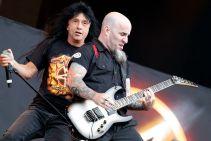 Lo nuevo de Anthrax ya tiene fecha de lanzamiento