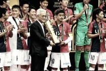 Kashima Anlters se proclama campeón en Japón