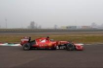 Antonio Giovinazzi completa seu primeiro teste com a Ferrari em Fiorano