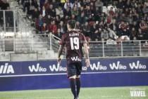 Antonio Luna anota su primer gol como jugador del Eibar