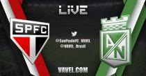 Jogo São Paulo x Atlético Nacional ao vivo online na Copa Sul-Americana 2014
