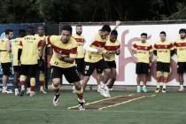Sem Kieza, Vitória começa os preparativos para partida contra Atlético-PR
