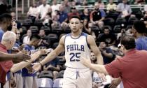 Ben Simmons podría volver después del All-Star
