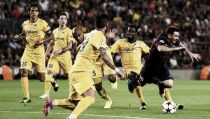 APOEL - Ajax: combate entre aspirantes