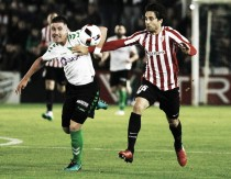 Racing de Santander - Athletic de Bilbao, puntuaciones del Racing en Copa del Rey