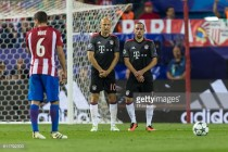 Robben, Martinez and Costa return to training